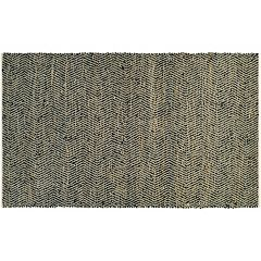 Couristan Nature's Elements Ice Geometric Jute Blend Rug