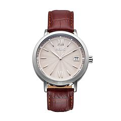 Relic Men's Darrin Leather Watch