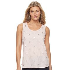 Women's Juicy Couture Embellished Chandelier Tank
