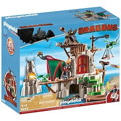 Playmobil Berk Fortress Playset - 9243