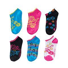Disney / Pixar's Coco 6-pk. No-Show Socks