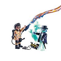 Playmobil Spengler & Ghost Playset - 9224