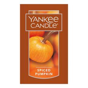 Yankee Candle Smart Scent Spiced Pumpkin Car Vent Clip