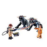 Playmobil Venkman & Terror Dogs Playset - 9223