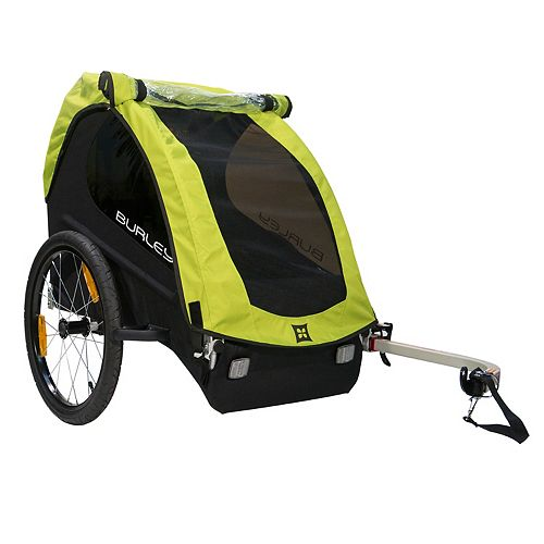 burley bike trailer instructions