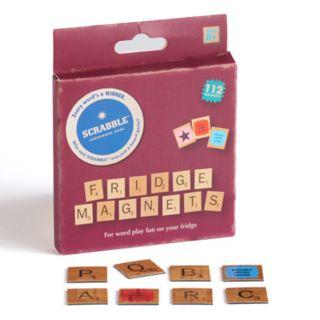 Scrabble Fridge Magnets by Wild & Wolf