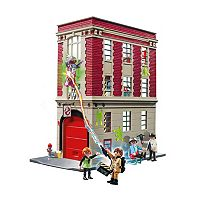 Playmobil Ghostbusters Firehouse Playset - 9219