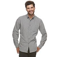 Men's Marc Anthony Slim-Fit Corduroy Button-Down Shirt