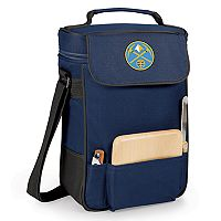 Picnic Time Denver Nuggets Duet Insulated Wine & Cheese Bag