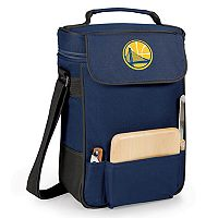 Picnic Time Golden State Warriors Duet Insulated Wine & Cheese Bag