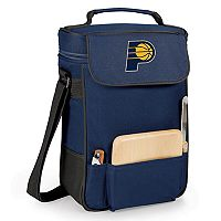 Picnic Time Indiana Pacers Duet Insulated Wine & Cheese Bag