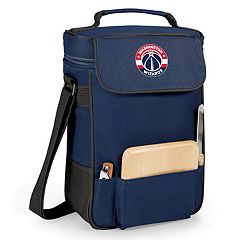 Picnic Time Washington Wizards Duet Insulated Wine & Cheese Bag