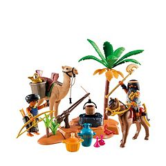 Playmobil Tomb Raiders' Camp Playset - 9166