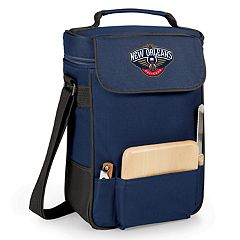 Picnic Time New Orleans Pelicans Duet Insulated Wine & Cheese Bag