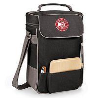 Picnic Time Atlanta Hawks Duet Insulated Wine & Cheese Bag