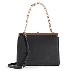 LC Lauren Conrad Runway Collection Dame Shoulder Bag