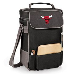 Picnic Time Chicago Bulls Duet Insulated Wine & Cheese Bag