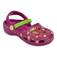 Crocs Karin Fruit Kids Clogs