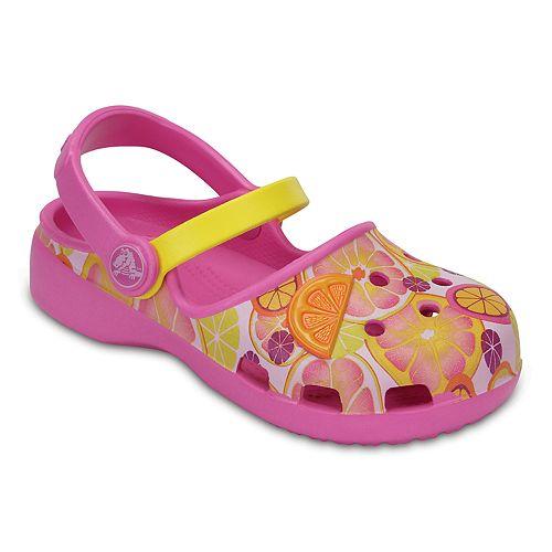 Crocs Karin Fruit Kids Clogs