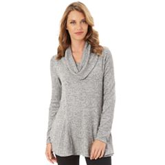 Womens Apt. 9 Cowlneck Sweaters - Tops, Clothing | Kohl's