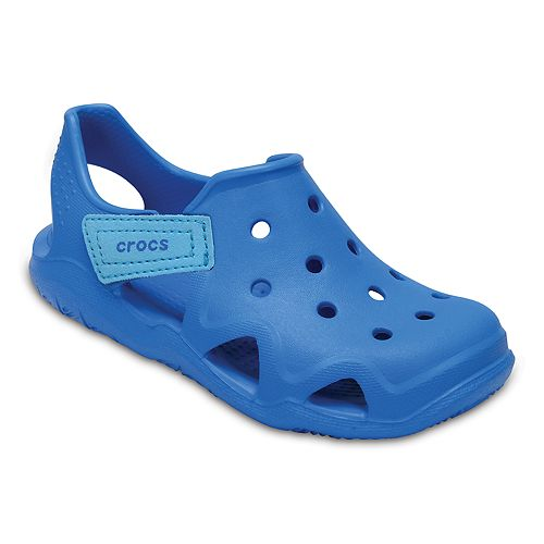 0a15643484f8a Crocs Swiftwater Wave Kids Clogs