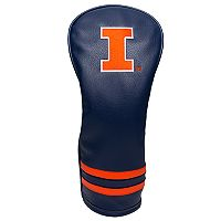 Team Golf Illinois Fighting Illini Vintage Fairway Headcover