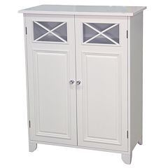 Elegant Home Fashions Dawson 2-Door Floor Cabinet