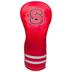Team Golf North Carolina State Wolfpack Vintage Fairway Headcover