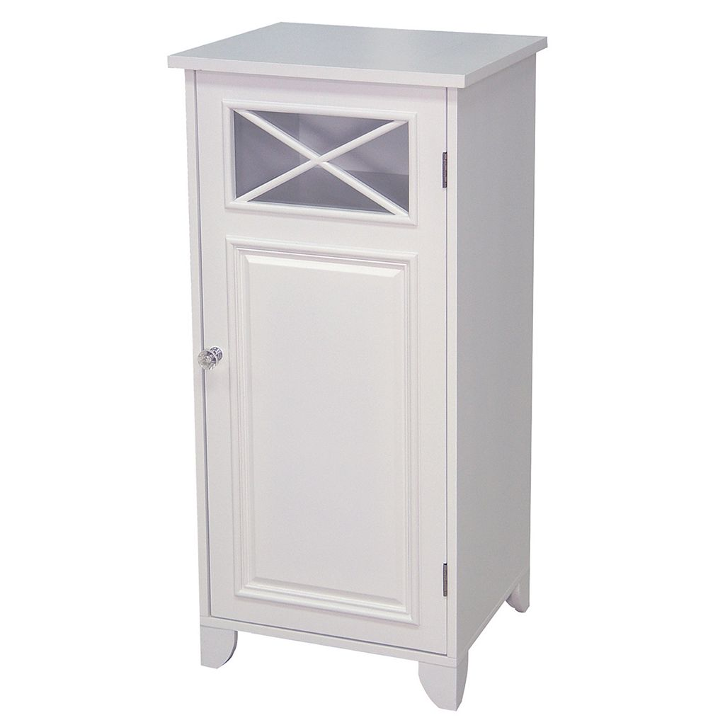 Elegant Home Fashions Dawson Single-Door Floor Cabinet