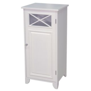 Elegant Home Fashions Dawson Single-Door Floor Cabinet