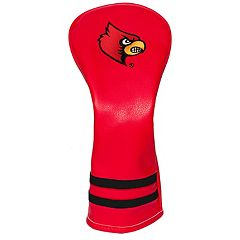 Team Golf Louisville Cardinals Vintage Fairway Headcover