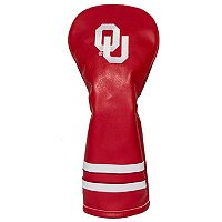 Team Golf Oklahoma Sooners Vintage Fairway Headcover