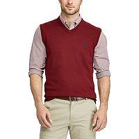Men's Chaps Classic-Fit Fine-Gauge Sweater Vest