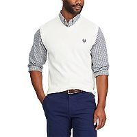 Men's Chaps Classic-Fit Fine-Gauge Sweater Vest