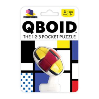 Brainwright QBoid Pocket Puzzle