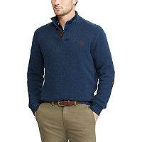 Men's Chaps Classic-Fit Mockneck Sweater