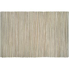Couristan Nature's Elements Lodge Striped Jute Blend Rug