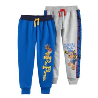 Boys 4-7 Paw Patrol Chase to the Rescue Knit Jogger Pants