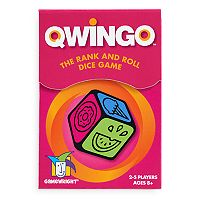 Gamewright Qwingo Dice Game