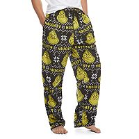 Men's Dr. Seuss Grinch Lounge Pants