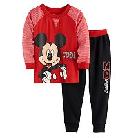 Disney's Mickey Mouse Toddler Boy Top & Pants Set