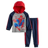 Toddler Boy Marvel Spider-Man 2-pc.