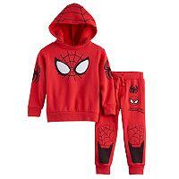 Toddler Boy Marvel Spider-Man 2-pc. Hoodie & Pants Set