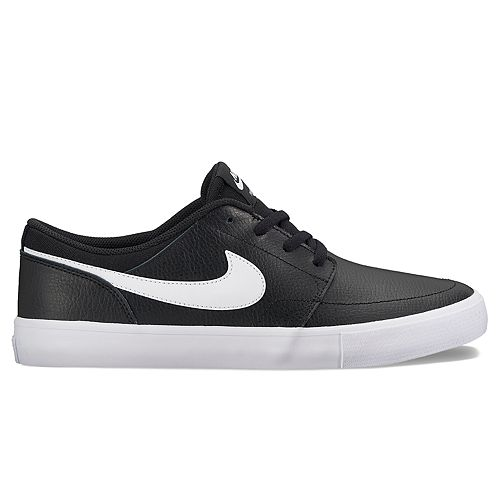 low priced 3c2bb 122b3 Nike SB Portmore II Solar Premium Mens Skate Shoes