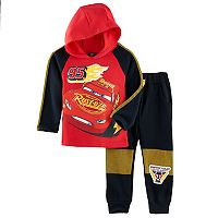 Disney / Pixar Cars Toddler Boy 2-pc. Lightning McQueen Hoodie & Pants Set