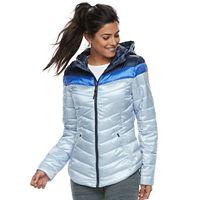 Women's Tek Gear® Colorblock Puffer Jacket
