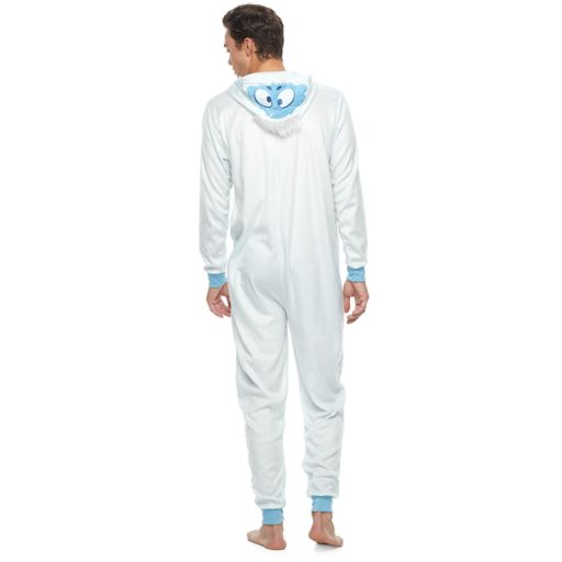 Men's Rudolph the Red-Nosed Reindeer Bumble Yeti Union Suit