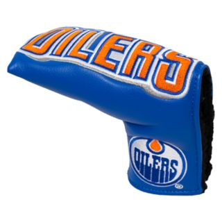 Team Golf Edminton Oilers Blade Putter Cover