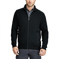 Men's Chaps Classic-Fit Zip-Front Cardigan Sweater