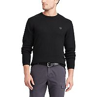 Men's Chaps Classic-Fit Solid Crewneck Sweater